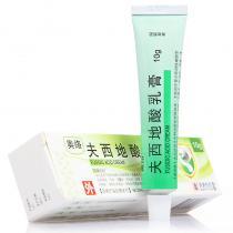 奧絡夫西地酸乳膏10g