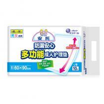 日本大王安托成人用多功能护理垫10片/L号