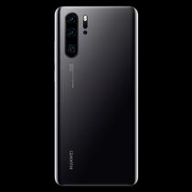 華為HUAWEI P30 Pro 8GB+128GB黑色 麒麟980超感光徠卡四攝 屏內指紋 曲面屏 雙景錄像