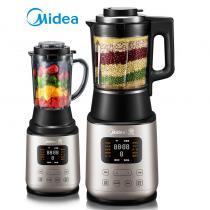Midea/美的 MJ-BL1528A 破壁機智頻靜音家用加熱全自動輔食果汁機(李現推薦款)