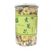 八寶春貢菊花罐裝50g