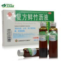 济生复方鲜竹沥液无蔗糖6支