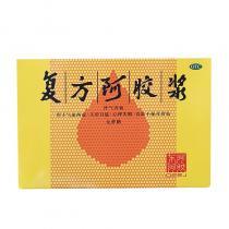 东阿阿胶 复方阿胶浆(无蔗糖)20ml*12支
